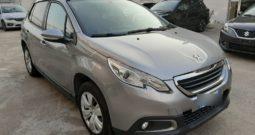 Peugeot 2008 1.6 diesel 95cv | 108.000 | 2014