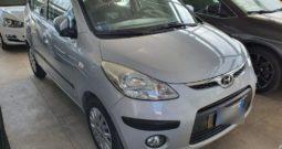 Hyundai i10 1.0 benzina cambio automatico   20.736 km   2009