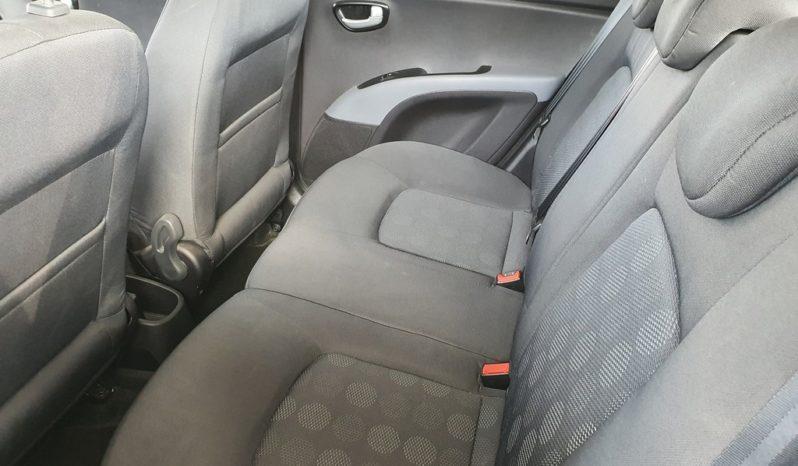 Hyundai i10 1.0 benzina cambio automatico | 20.736 km | 2009 completo